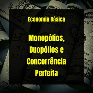 Economia Básica - Monopólios, Duopólios e Concorrência Perfeita - 28