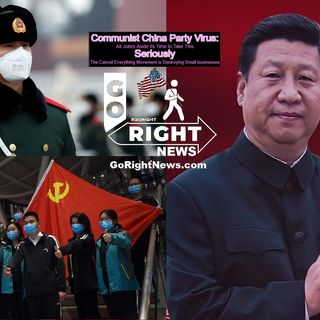 The Communist China Party Virus: All Jokes Aside Its Time To Take This Seriously