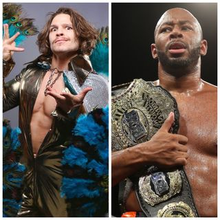 DALTON CASTLE & JAY LETHAL INTERVIEWS: Dalton Castle and ROH World Champion Jay Lethal on the G1 Supercard at MSG