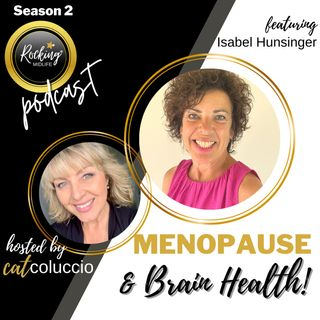 Menopause and Brain Health with Dr. Isabel Hunsinger