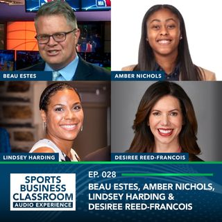 Sacramento Kings Assistant Coach Lindsay Harding, UNLV Athletic Director Desiree Reed-Francois and Capital City Go-Go Assistant GM Amber Nic