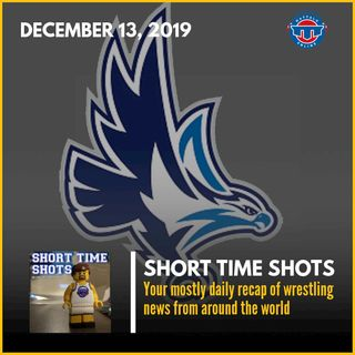 Short Time Shots: Keiser takes first win and how to interrupt a podcast (12-13-19)