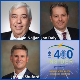 PPP Second Round with Alan Najjar, Jon Daly, and Joseph Shuford (GNFCC 400 Insider, Episode 55)