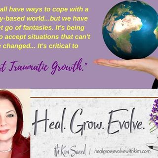 Post Traumatic Growth After Narcissistic Abuse: Kim Saeed and Kristin Walker