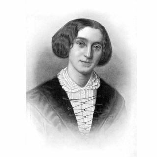 George Eliot, britische Schriftstellerin (Geburtstag 22.11.1819)
