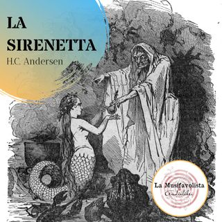 ♜ La Sirenetta ♜ H. C. Andersen ♟ Audiolettura ♟