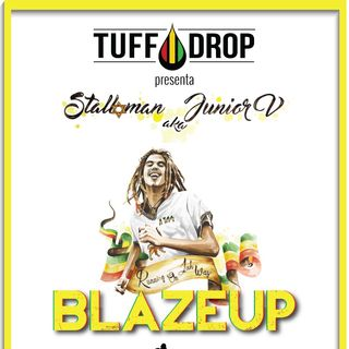 Stalloman aka Junior V live at BlazeUp Party Perugia