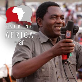 #114: Zambia Hakainde Hichilema - 'We've never seen such levels of corruption'