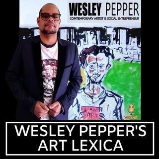 Art Lexica Featuring Nicky Damons