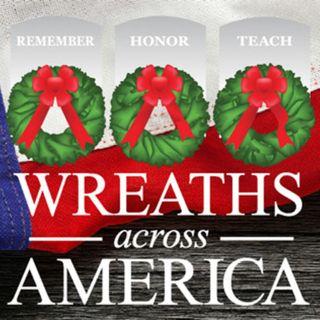 Jeff Clegg Wreaths Across America