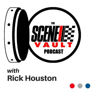 Episode 37 -- Lyndon Amick, getting into NASCAR, the National Guard, sim racing with Dale Jr.