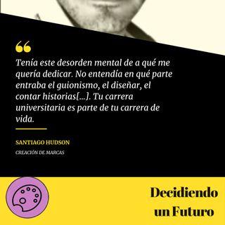 Creación de marcas || Santiago Hudson