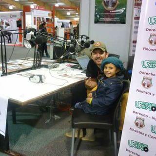 Isabella Hernández En UrepublicanaRadio