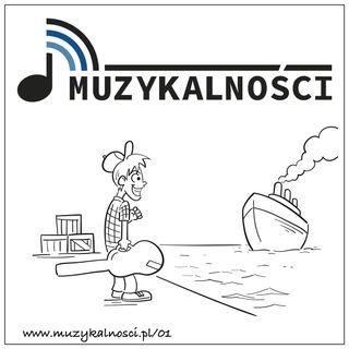 01: Jak muzykując zwiedzać świat? - Marcin Żyta