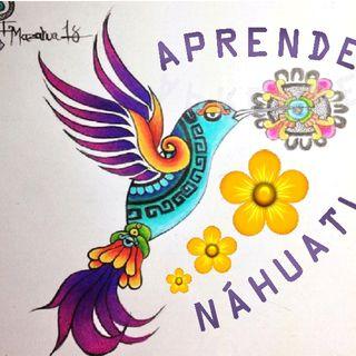 Aprende náhuatl escuchando