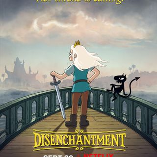 TV Party Tonight: Disenchantment Season 1 Part 2 Review