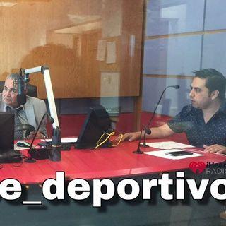 Incontrolables, Locos, Poetas, Comentaristas eso y más es Espacio Deportivo de la Tarde 30 de Mayo 2019