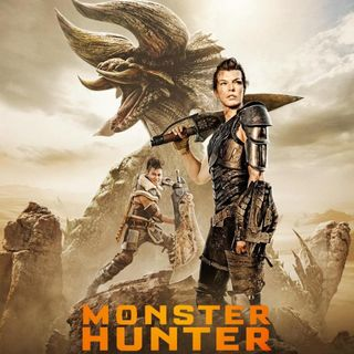 Damn You Hollywood: Monster Hunter