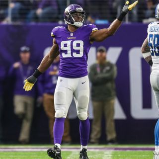 Purple People Eaters: Vikings vs. Packers Preview! Danielle Hunter's Injury Talk & Much More!
