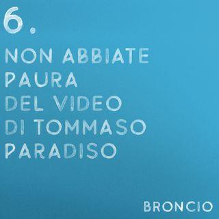 06 - Non abbiate paura del video di Tommaso Paradiso