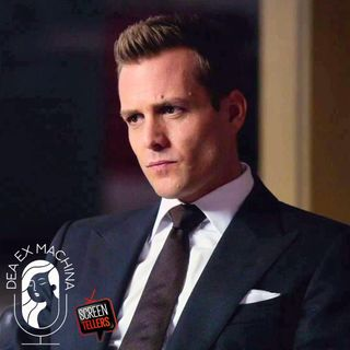 Deus ex Machina - Harvey Specter