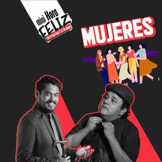 Mini Hora Feliz: Mujeres en vivo desde Ciudad de México