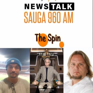 The Spin - August 6, 2020 - A Bizarre Start to the MLB Season, The Ellen and Oprah Controversy & Covering Media in the NHL Playoffs