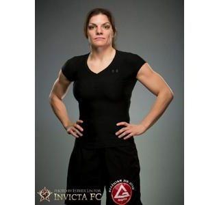 InvictaFC's Lauren Taylor