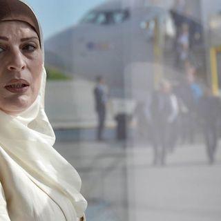 Soha Arifi och livet efter resan på dödens hav