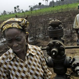 Nigeria: 4 donne contro la Shell