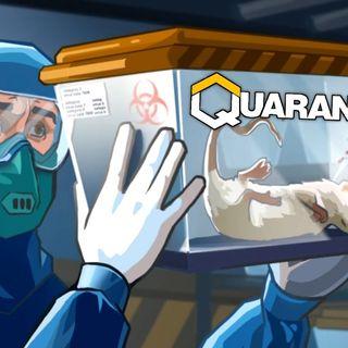 The Quarantine Party