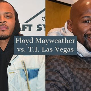 "#FloydMayweather vs #T.I. | ""Blackface Gucci Sweater"""