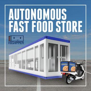 149. Future Growth Model for Autonomous Food Concepts