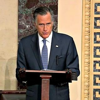 Republicans Call on 'Sore Loser' Mitt Romney to Be Expelled from Republican Party
