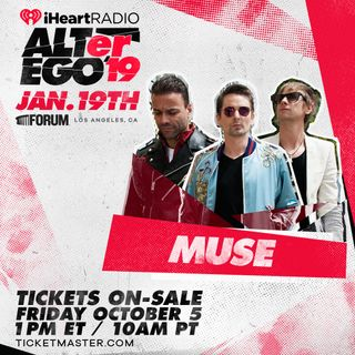 Muse - Live At iHeartRadio ALTer EGO | Full Concert | Full Show | Full Set | Acoustic | Extended Set |