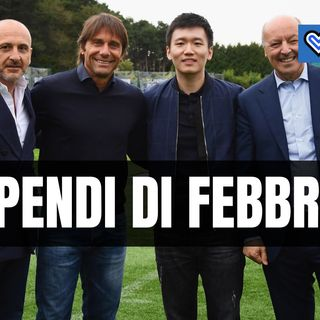 Inter, in arrivo anche gli stipendi di febbraio. La dirigenza si compatta