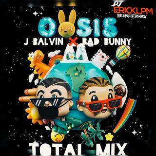 J Balvin ❌ Bad Bunny - Oasis (Album Completo)