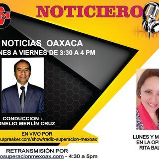 ABC NOTICIAS OAXACA 14 AGOSTO 2019