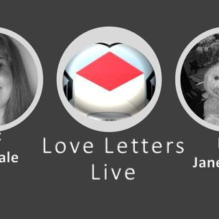 Love Letters Live with Janet Gallin and her guest Karen Moss Hale