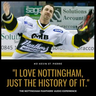 I love Nottingham | Kevin St. Pierre