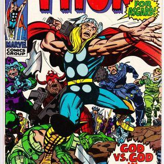 SAGA MARVEL | Dossier Historique Du Comics Thor