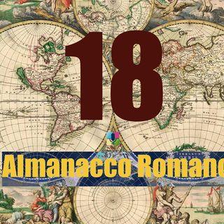 Almanacco romano - 18 novembre