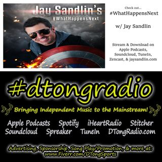 #NewMusicFriday on #dtongradio - Powered by JaySandlin.com
