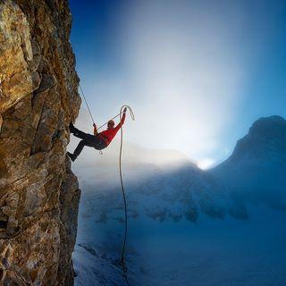 Climbing God's Mountain I