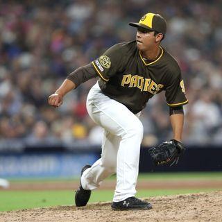 Andres Muñoz, lanzador mexicano 🇲🇽 de los PADRES DE SAN DIEGO