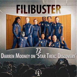 72 - Darren Mooney on 'Star Trek: Discovery'