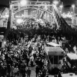 Die DDR öffnet ihre Grenzen (am 09.11.1989)