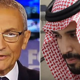 CWR#533 Several of Top Saudi Officials Arrested Over Weekend Are Linked to Podesta Group