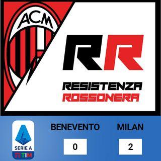 S02 - E24 - Benevento - Milan 0-2, 3/01/2021