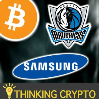 BITCOIN ADOPTION By Dallas Mavericks & Samsung - Seed CX Physically-Settled Bitcoin Derivative